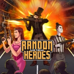 Random Heroes: Gold Edition (Asia) (Vita)