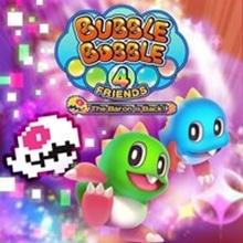 Bubble Bobble 4 Friends: The Baron Is Back!