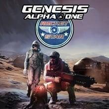 Genesis Alpha One - Rocket Star Corporation Pack