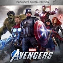 Marvel's Avengers: Exclusive Digital Edition