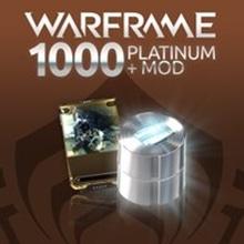 1000 Platinum + Rare Mod