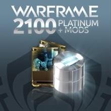 2100 Platinum + Dual Rare Mods