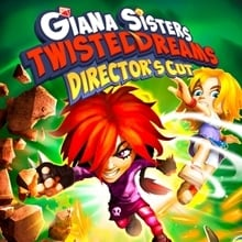 Giana Sisters: Twisted Dreams - Director's Cut (영어판)