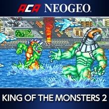 ACA NEOGEO KING OF THE MONSTERS 2 (English/Japanese Ver.)