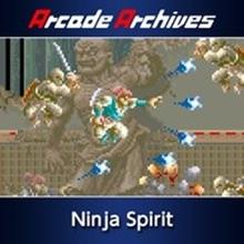 Arcade Archives Ninja Spirit (English/Japanese Ver.)