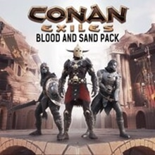 Conan Exiles – Blood and Sand Pack (English/Chinese/Korean/Japanese Ver.)