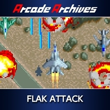 Arcade Archives FLAK ATTACK (Japanese Ver.)