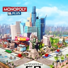 Monopoly Plus (English)