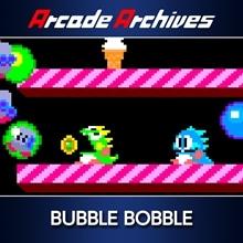 Arcade Archives BUBBLE BOBBLE (Japanese Ver.)