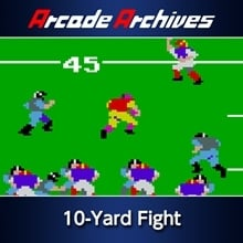 Arcade Archives 10-Yard Fight (English/Japanese Ver.)