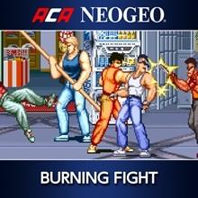 ACA NEOGEO BURNING FIGHT (English/Japanese Ver.)