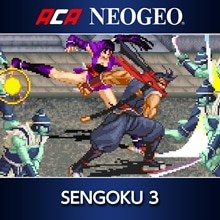 ACA NEOGEO SENGOKU 3 (English/Japanese Ver.)