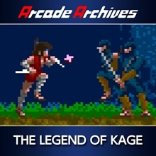 Arcade Archives THE LEGEND OF KAGE (Japanese Ver.)