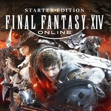 FINAL FANTASY XIV Online - Starter Edition (English/Japanese Ver.)