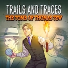Trails and Traces: The Tomb of Thomas Tew PS4 & PS5
