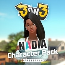 3on3 FreeStyle – Nadia Character Pack