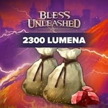 Bless Unleashed: 2,000 Lumena + 15% (300) Bonus