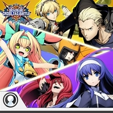 BBTAG - Additional Character Packs 1-7