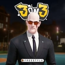 3on3 FreeStyle – Walker Character Pack
