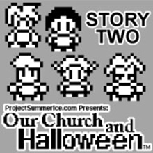 Our Church and Halloween RPG - Story Two