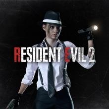 Resident Evil 2 Claire Costume: 'Noir'