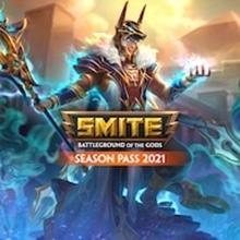 SMITE Season Pass 2021