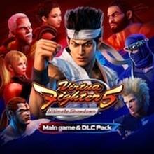 Virtua Fighter 5 Ultimate Showdown Main game & DLC Pack