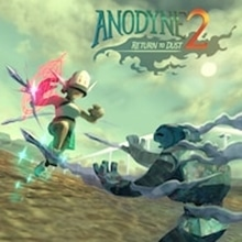 Anodyne 2: Return to Dust PS4 & PS5