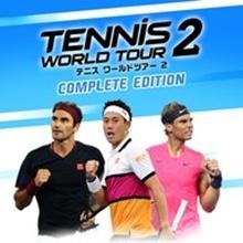 テニス ワールドツアー 2 COMPLETE EDITION