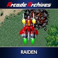 Arcade Archives RAIDEN