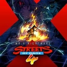 Streets Of Rage 4 + Streets Of Rage 4 - Mr. X Nightmare Launch Bundle