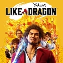 Yakuza: Like a Dragon PS4 & PS5