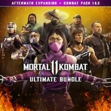 Mortal Kombat11 Ultimate Add-On Bundle