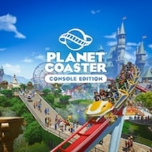 Planet Coaster: Console Edition PS4 & PS5