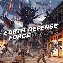 EARTH DEFENSE FORCE:IRON RAIN