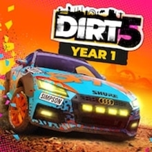 DIRT 5 Year One Edition PS4 & PS5