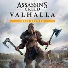Assassin's Creed Valhalla Gold PS4 & PS5