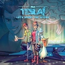 Flipy's Tesla! Let's invent the future (Full Game)