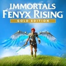 IMMORTALS FENYX RISING - GOLD EDITION PS4 & PS5