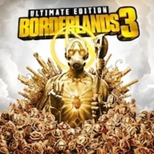 Borderlands 3: Ultimate Edition PS4™ &  PS5™