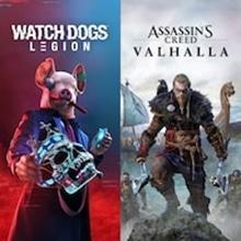 Assassin's Creed® Valhalla + Watch Dogs®: Legion Bundle