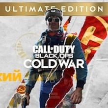 Call of Duty®: Black Ops Cold War - Ultimate Edition PS4 & PS5