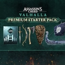 Assassin's Creed Valhalla - Premium Starter Pack