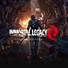 Immortal Legacy: The Jade Cipher Console Edition