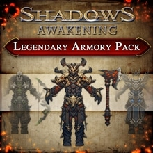 Shadows: Awakening Legendary Armory Pack