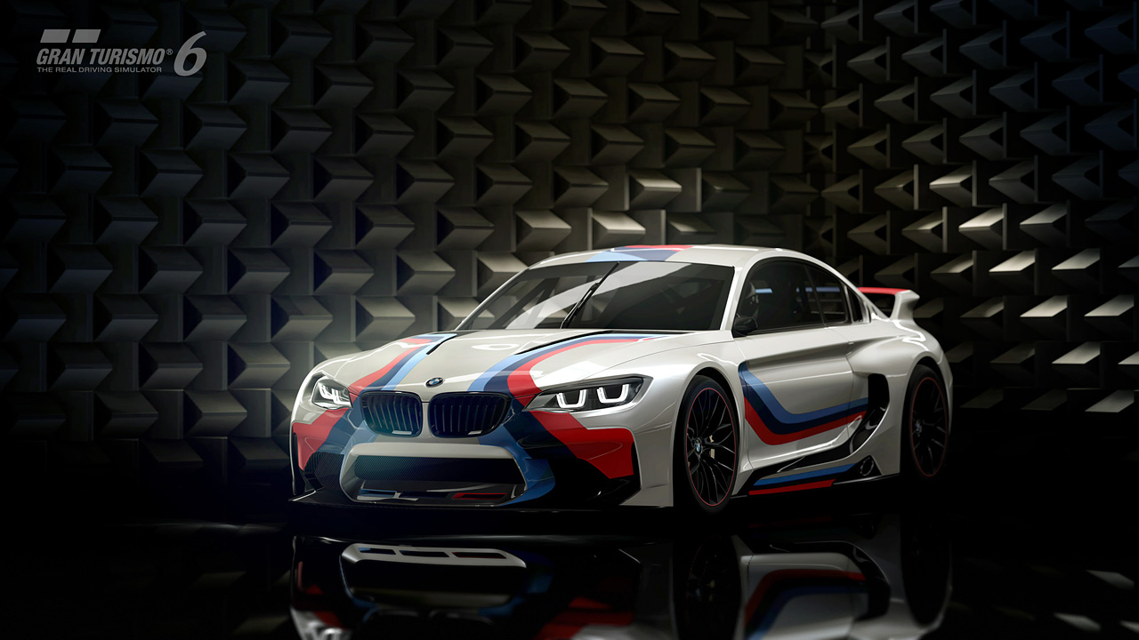5/14/2014 - Gran Turismo 6, BMW Vision Gran Turismo 2