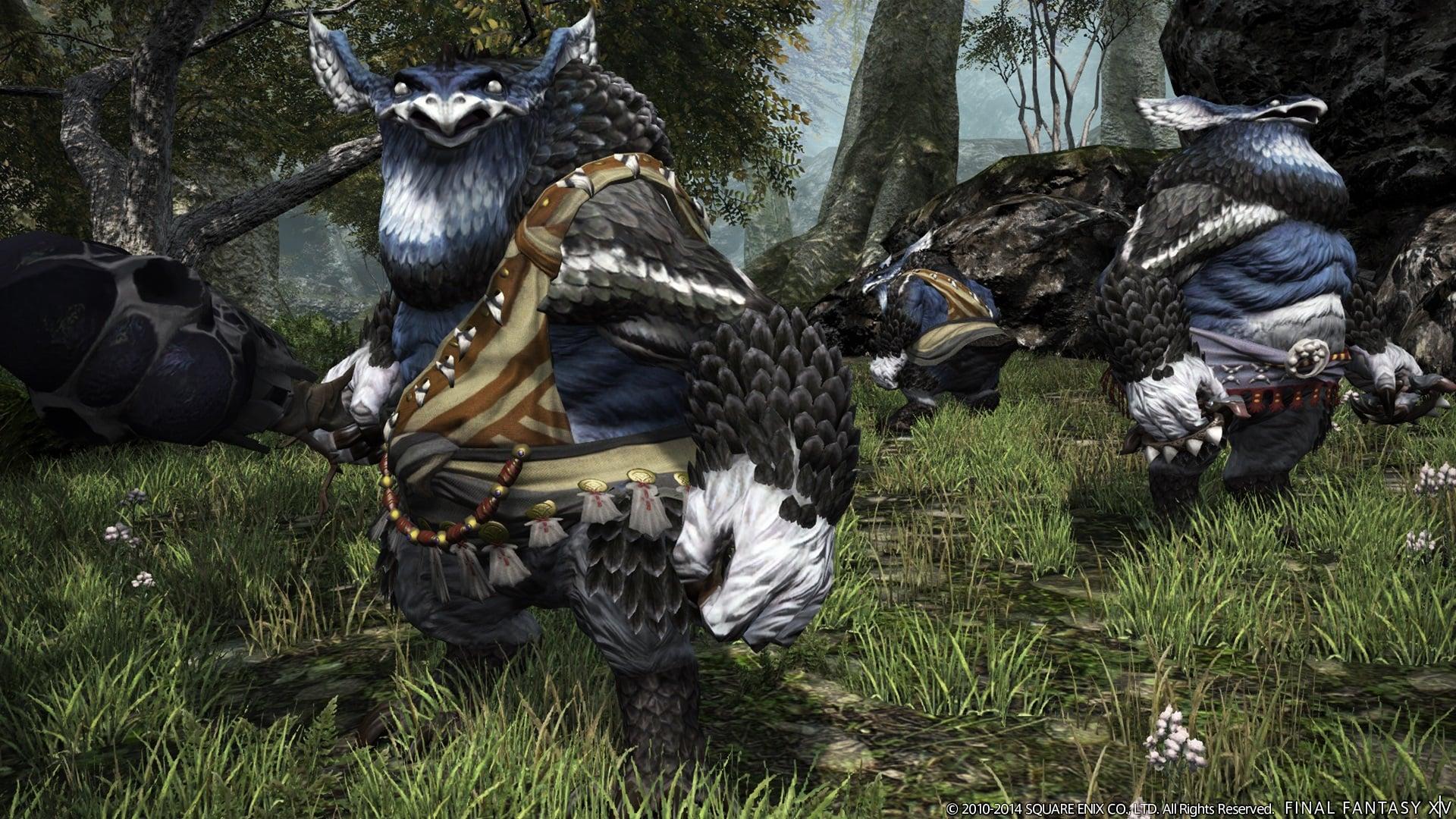 Final Fantasy XIV Heavensward Details