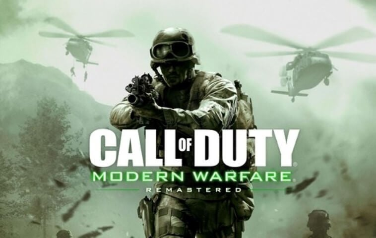 Call of Duty Modern Warfare Remastered: Best of the Best