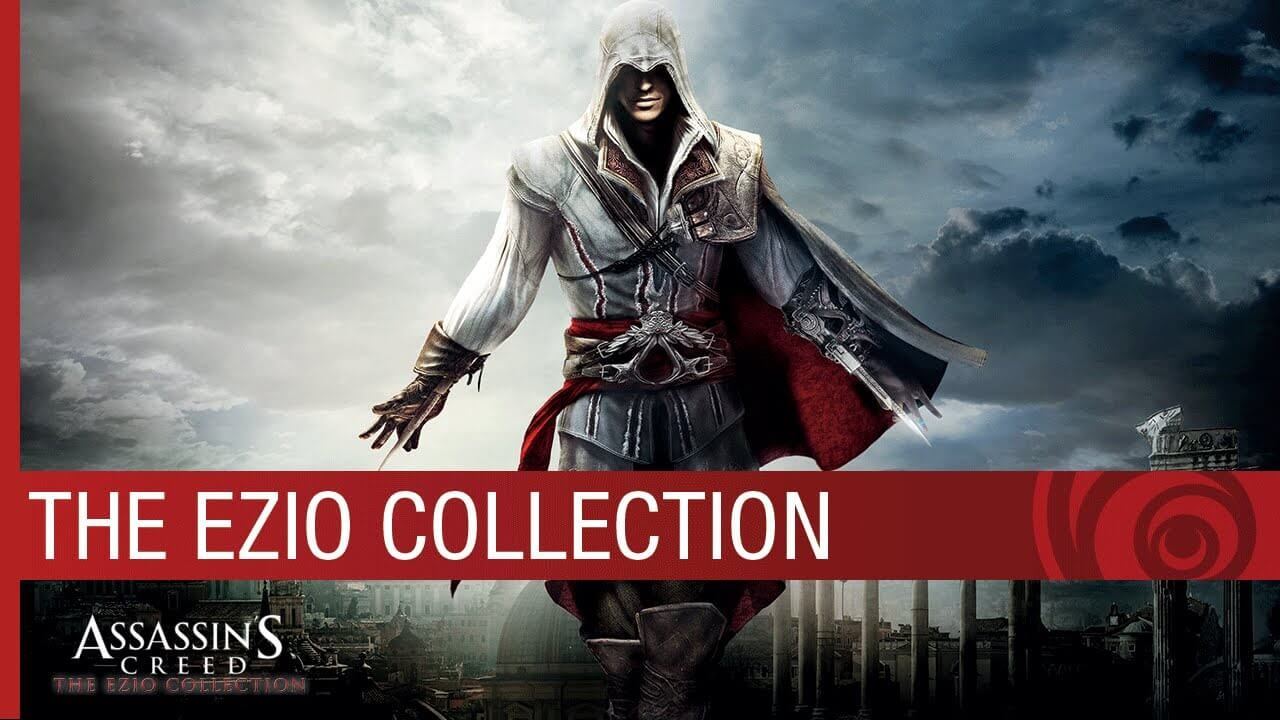 Assassin S Creed The Ezio Collection Announced
