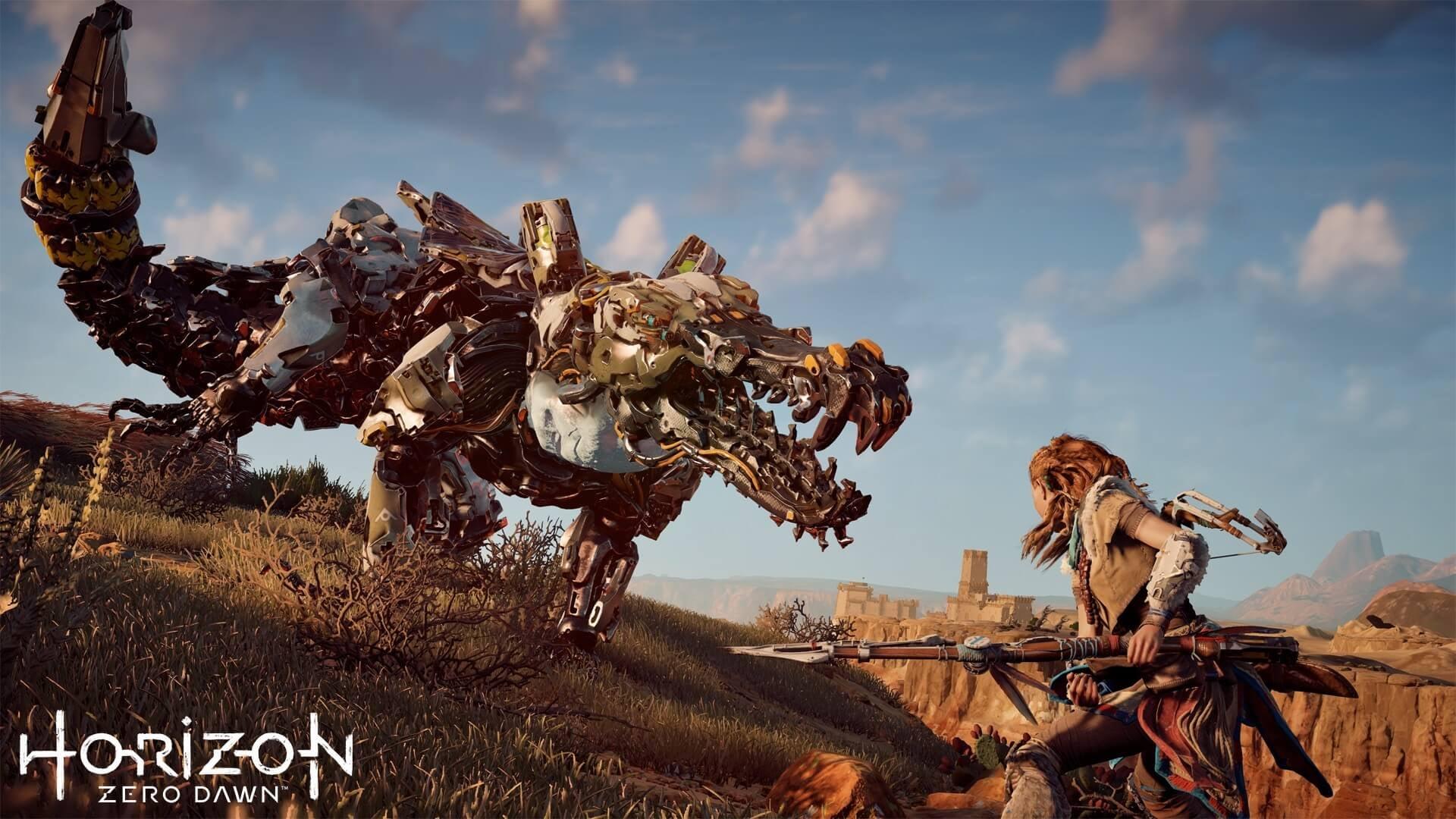 Horizon Zero Dawn Trophy List Revealed Sony Playstation 4 Reg 3 Snapmaw 1